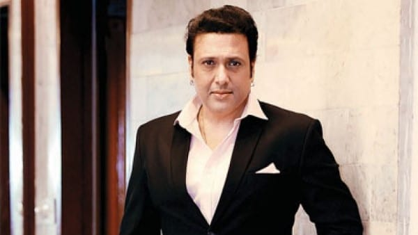 Govinda is not complaining anymore