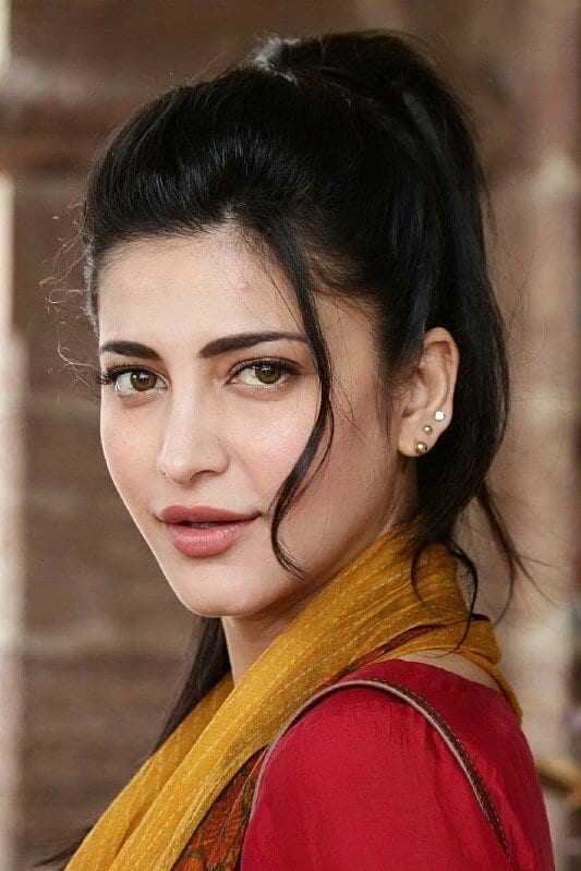 Shruti Haasan thinks nepotism doesn't exist