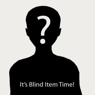 Blind Item – 2017 - Bollywood - July