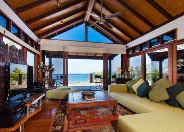 Celebrity Homes- Chris Hemsworth and Elsa Pataky