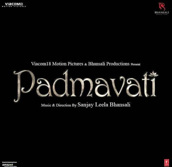 Ranveer Singh, Deepika Padukone and Shahid Kapoor in Padmavati