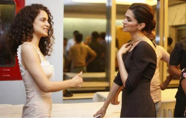 Kangana Ranaut won't be part of Shabana Azmi's girl gang to bachao Deepika