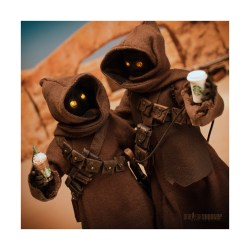Jawa, Star Wars, 1/6 action figure photography