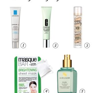 beauty products for face