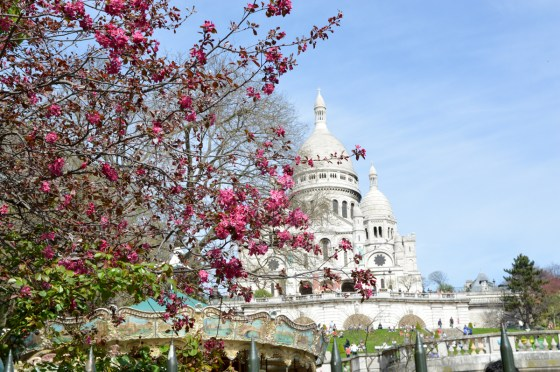 Sacre Couer in Montmartre