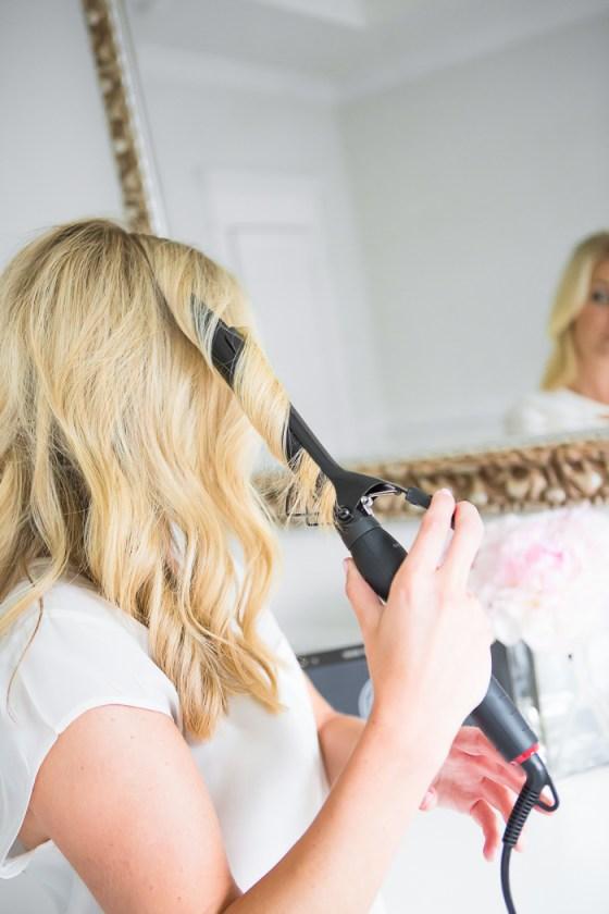 long loose curls-dallas blogger-curling hair tutorial