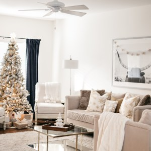 Christmas Holiday Home Decor | Home for the Holidays