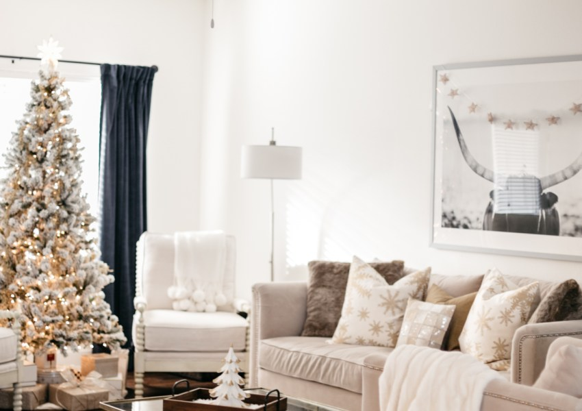 Christmas Holiday Home Decor | Home for the Holidays