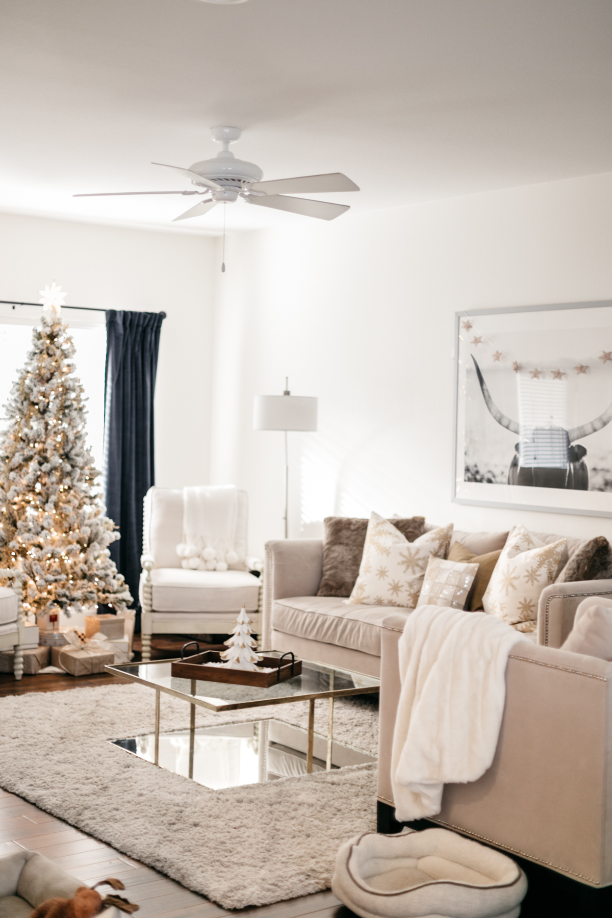 CHRISTMAS HOME DECOR   Living Room