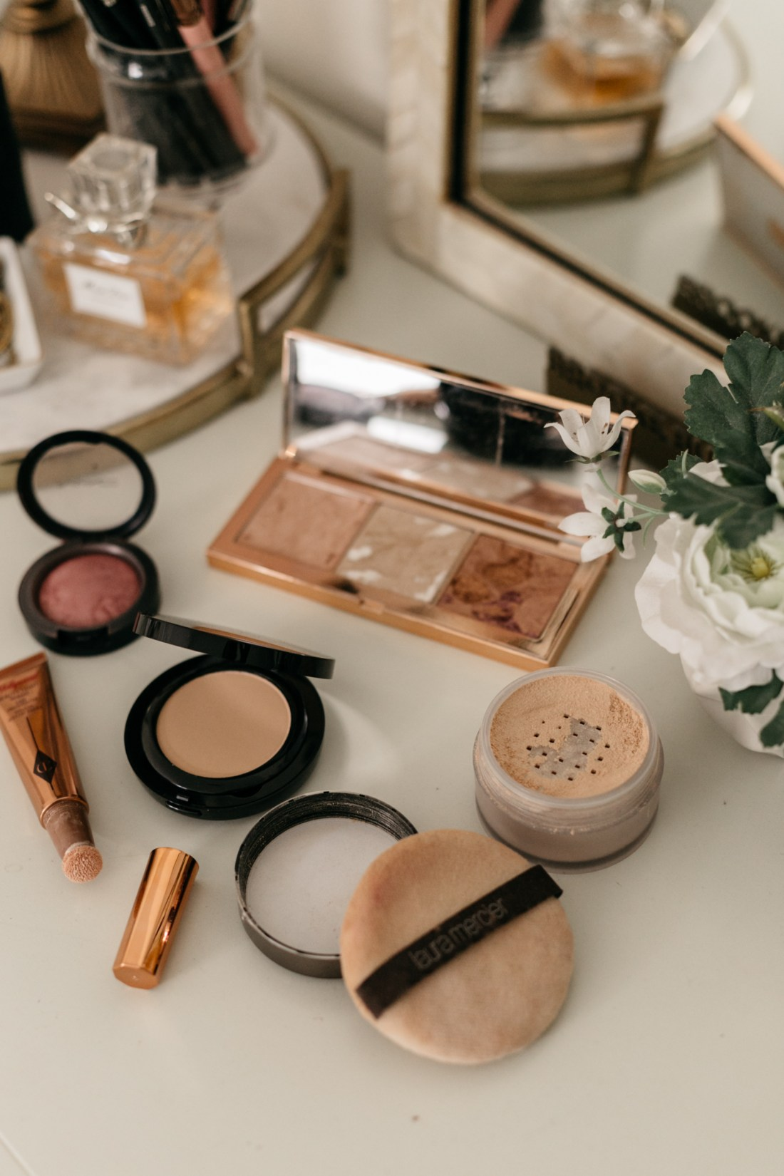 Daily Makeup Routine - Makeup for Oily Skin by Brooke Burnett