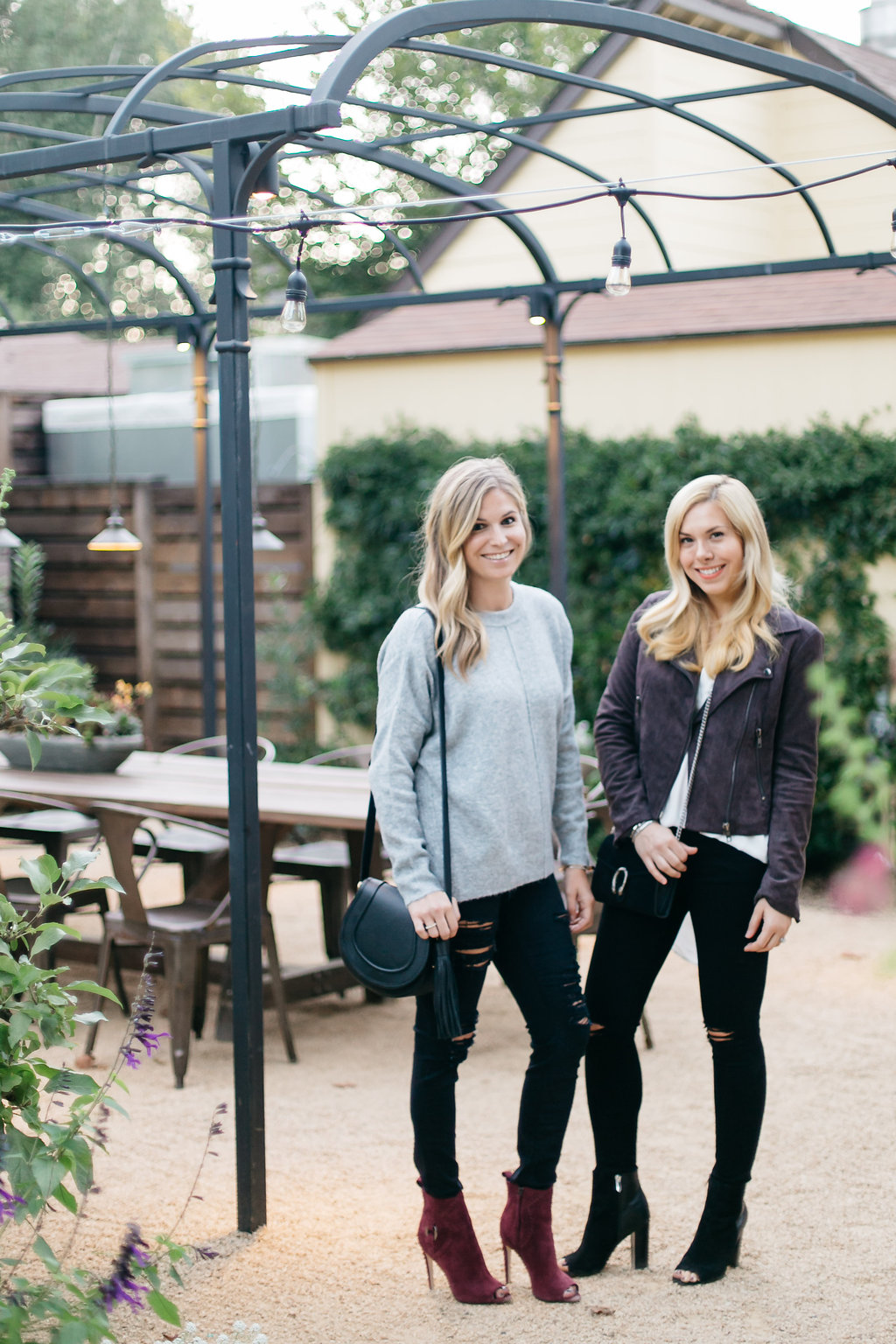 topshop zip side sweater - farmhouse inn - allyson in wonderland - dallas fashion blogger - okc fashion blogger