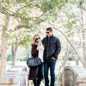 HIS + HER WINTER FAVORITE...