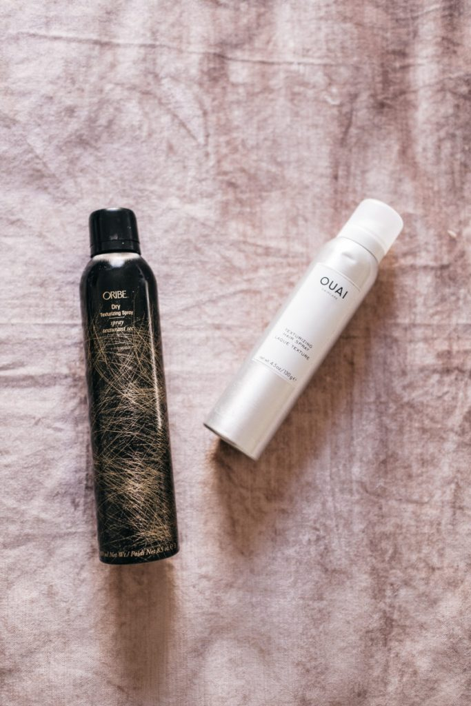 best dry texturizing spray - oribe dry texturizing spray - ouai texturizing spray