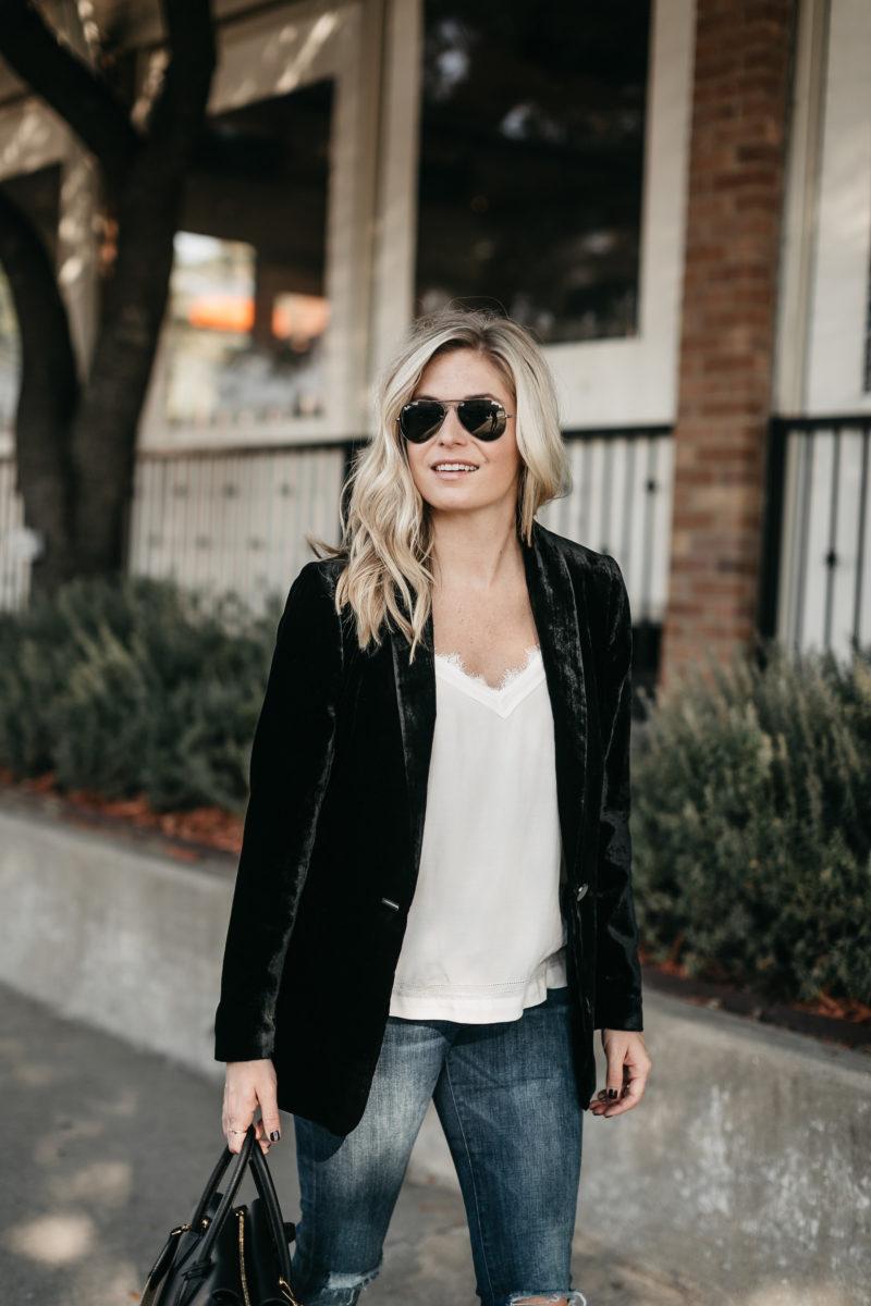brooke burnett, one small blonde, dallas blogger