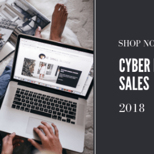 CYBER MONDAY BEST SALES