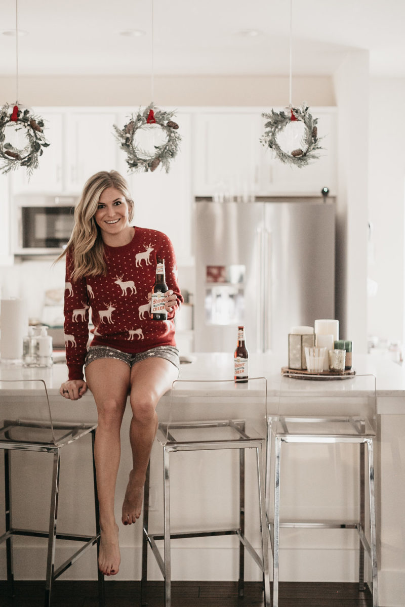christmas cheer, chirstmas in dallas, one small blonde