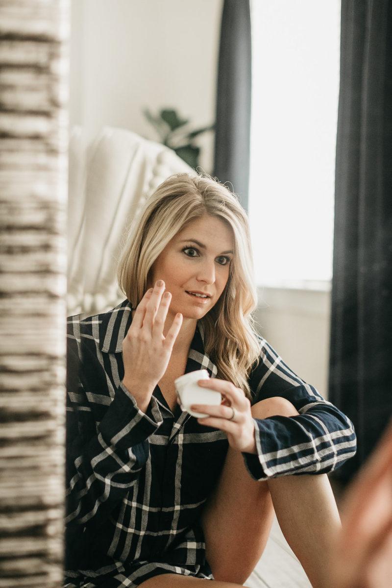 olay skin care, winter skin care routine, brooke burnett