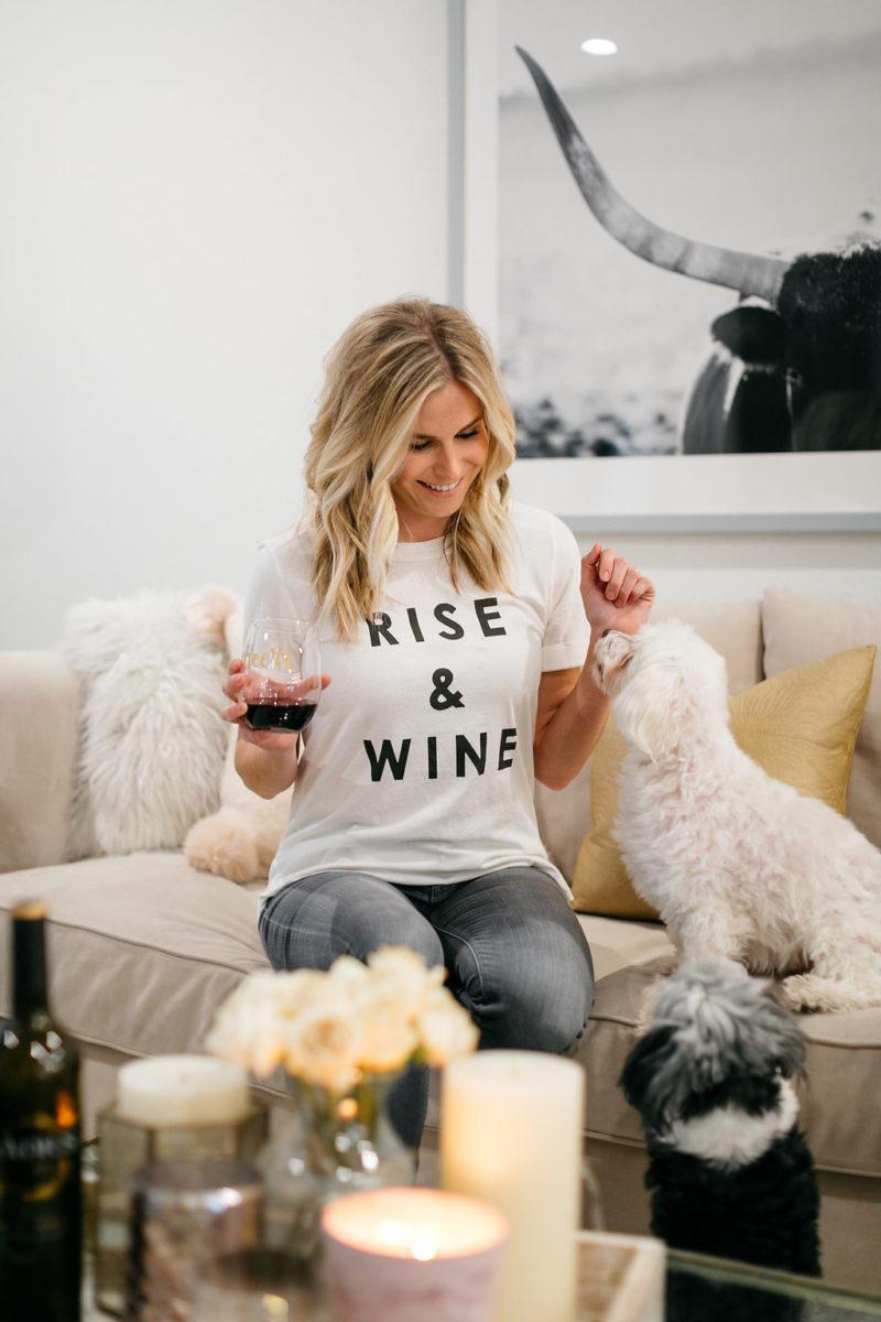 single on valentine's day, dallas style blogger, fashion blogger, dog mom, wine lover