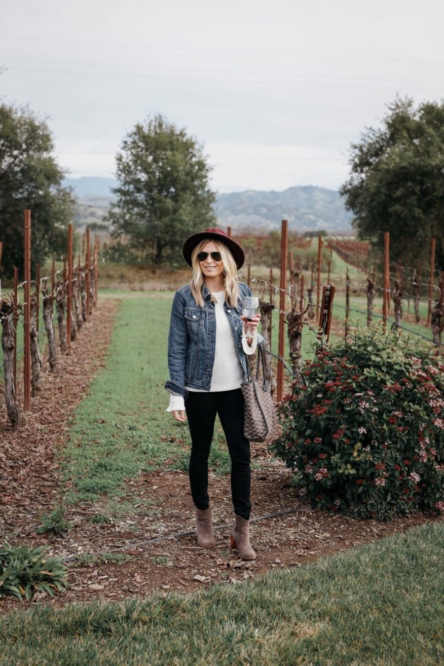 style blogger, fashion blogger, wine country, travel tuesday