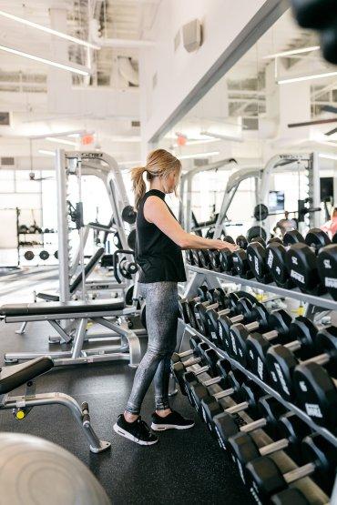 Dallas workout studios