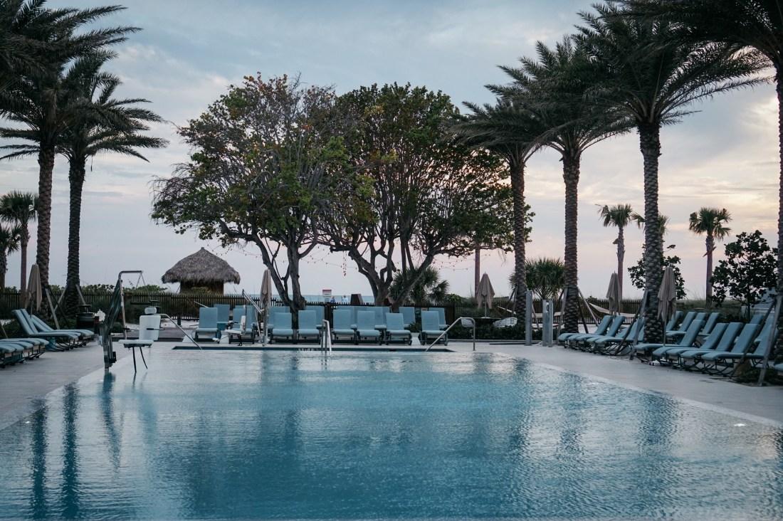 Zota resort pool