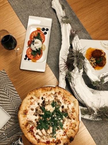 homemade Italian food from Drift Kitchen + Bar