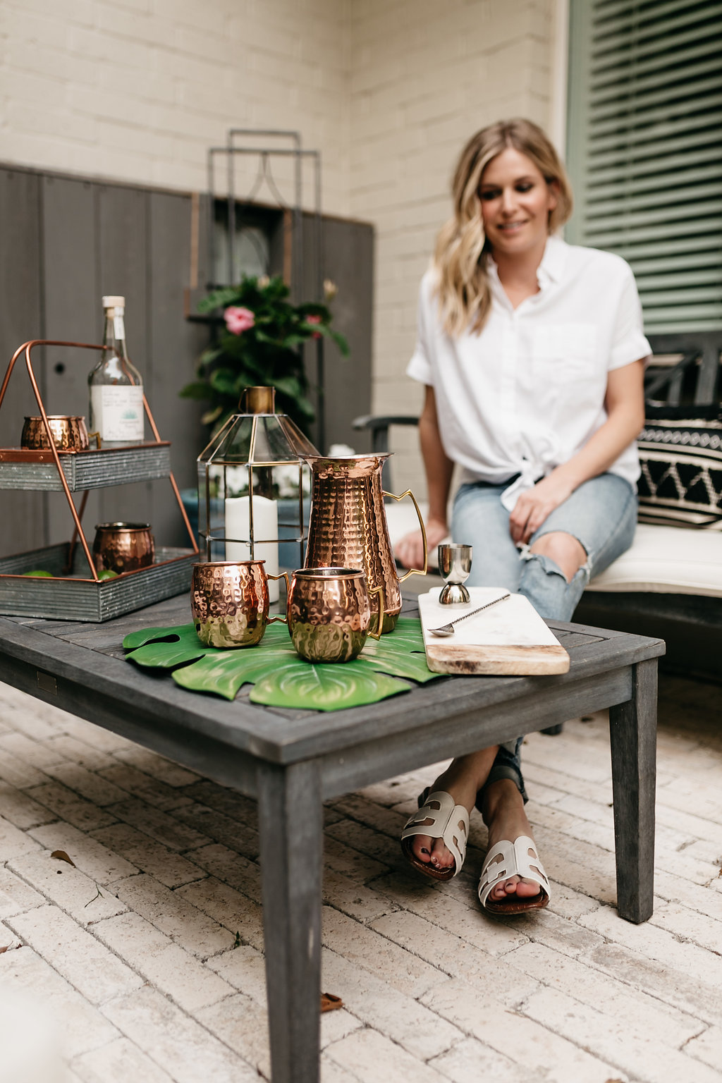 TOP PIER 1 PATIO ACCESSORIES | One Small Blonde