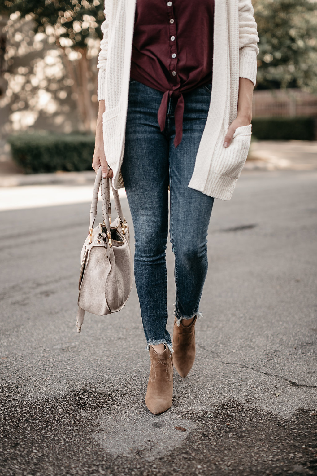 ABERCROMBIE JEANS   One Small Blonde