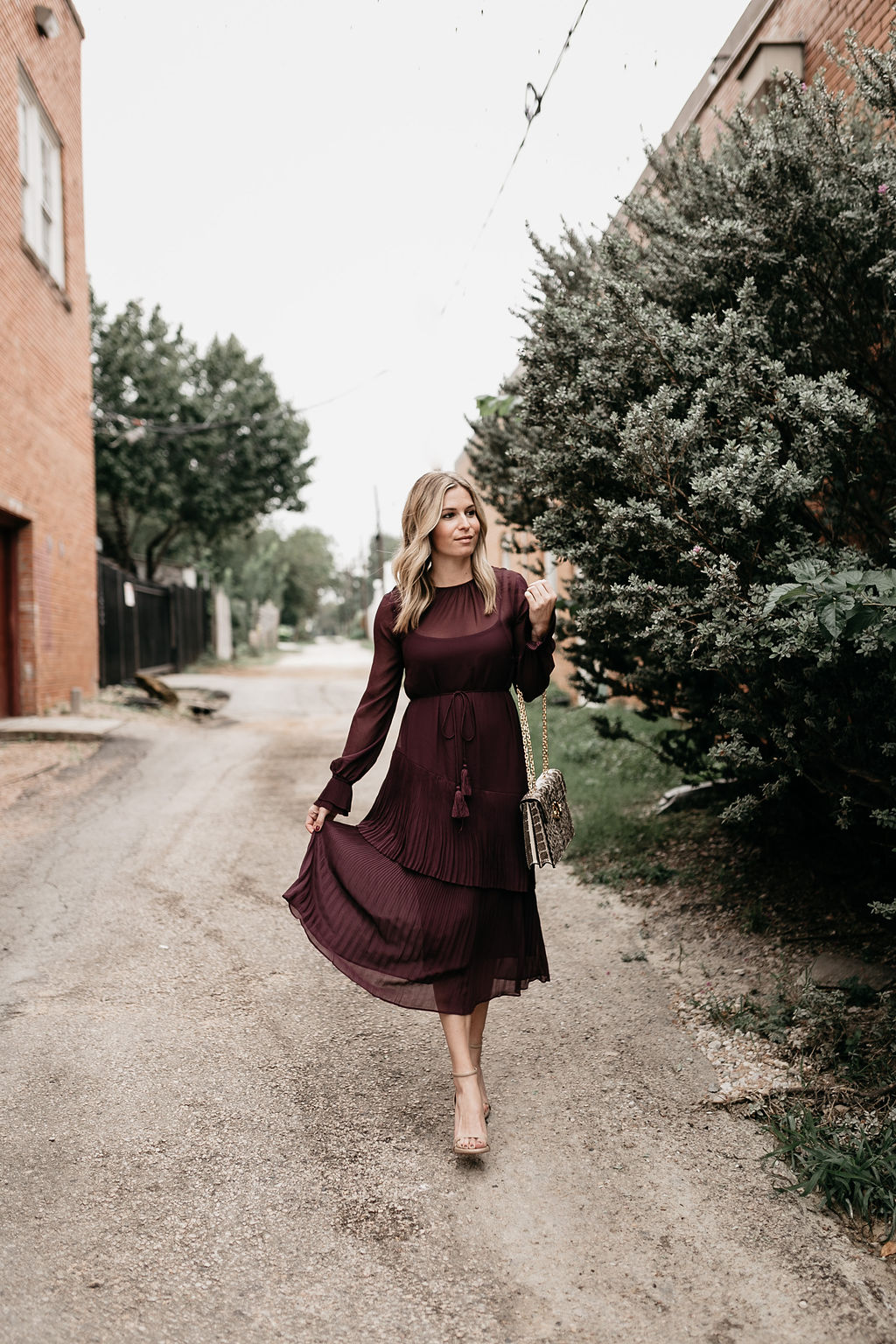 Fall Wedding Guest Dresses | One Small Blonde | Dallas Fashion Blogger
