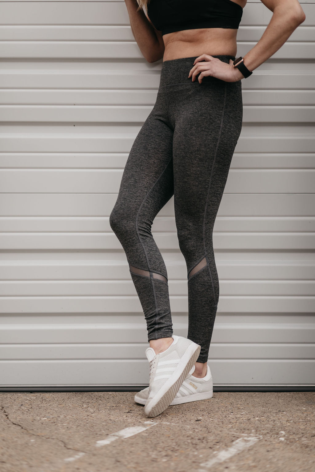 Brooke Burnett is featuring One Small Blonde Activewear Collection