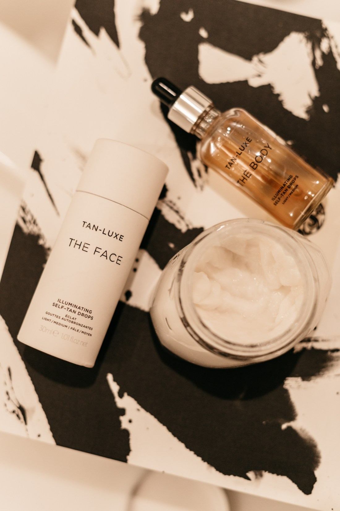 Tan Luxe The Face & The Body