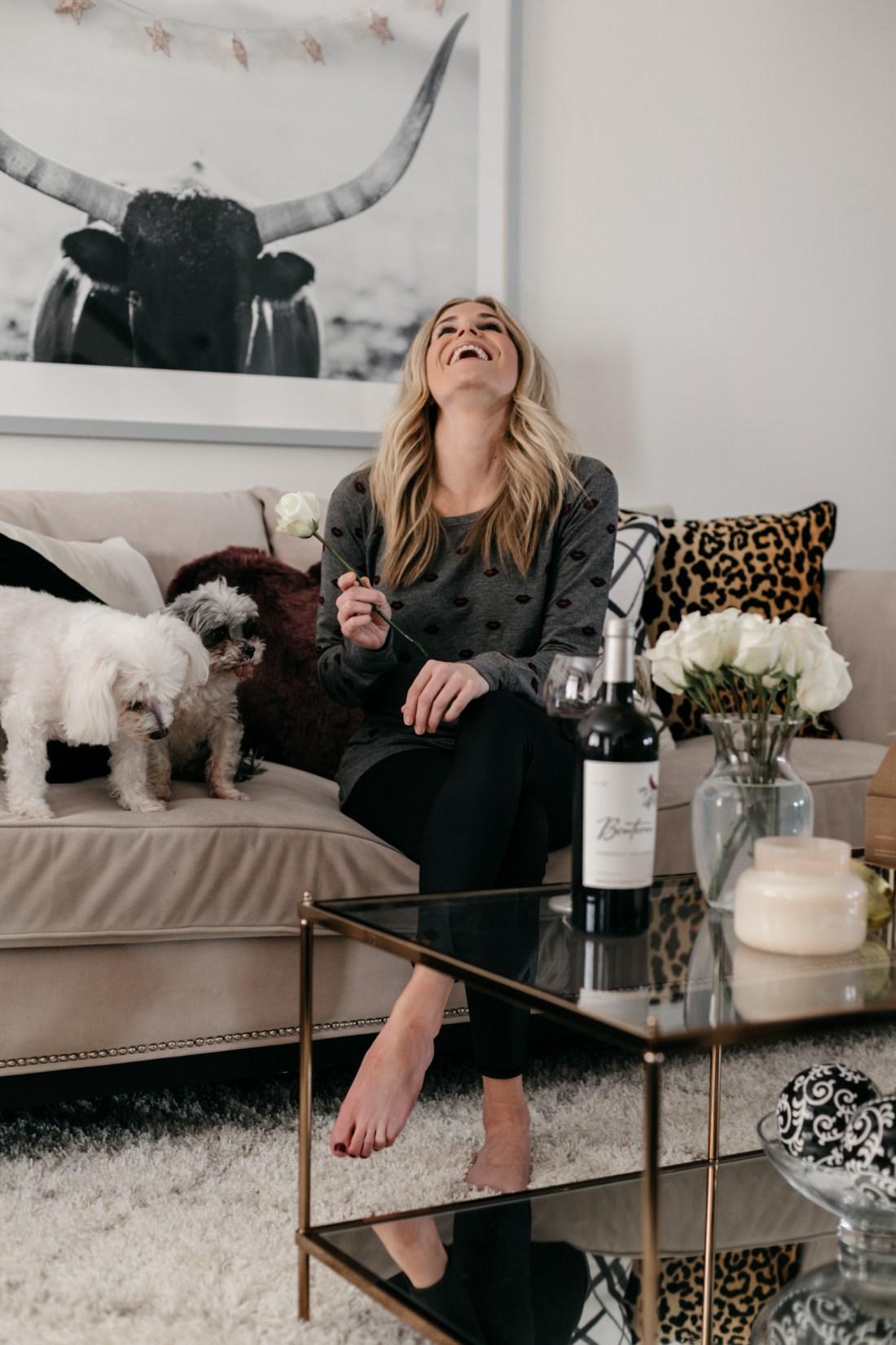 Brooke Burnett & Preppy Living room