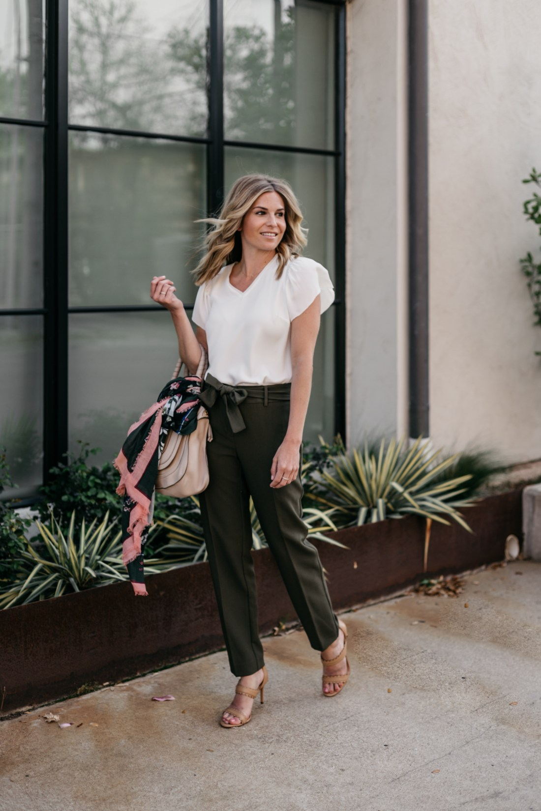SPRING WORKWEAR - ANN TAYLOR & ONE SMALL BLONDE