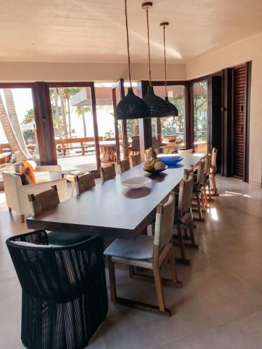 Table at Casa Koko