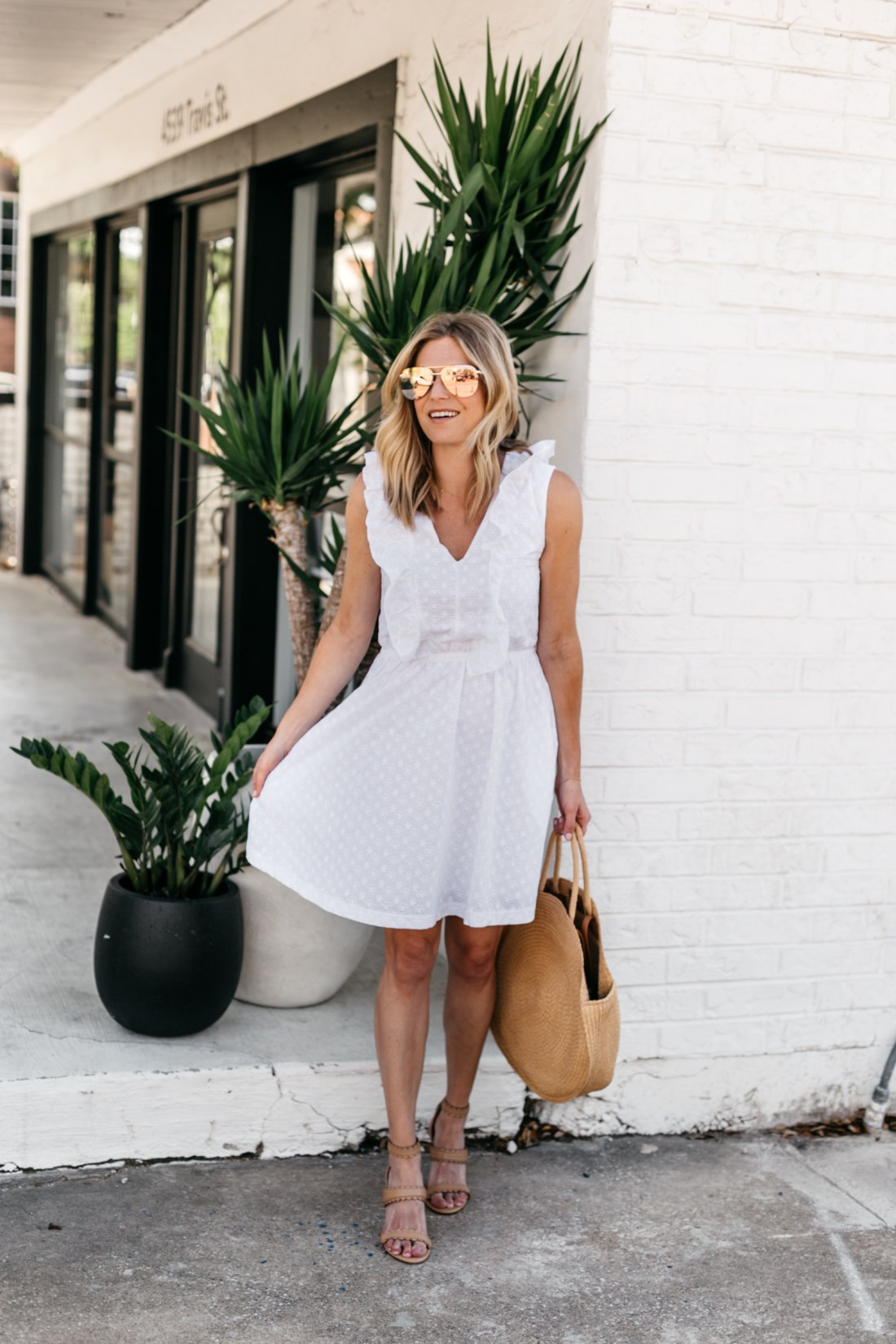 SPRINGTIME WHITES BY ONE SMALL BLONDE