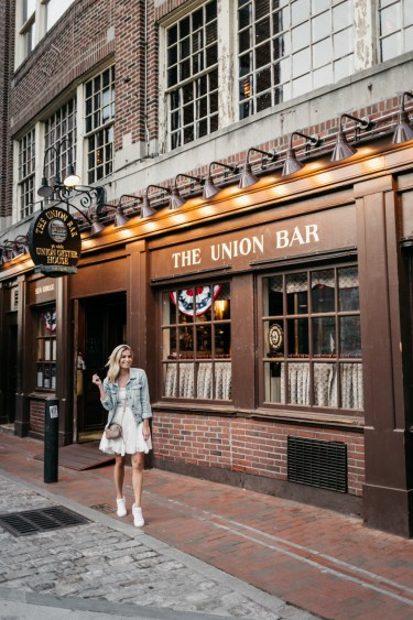 the union bar