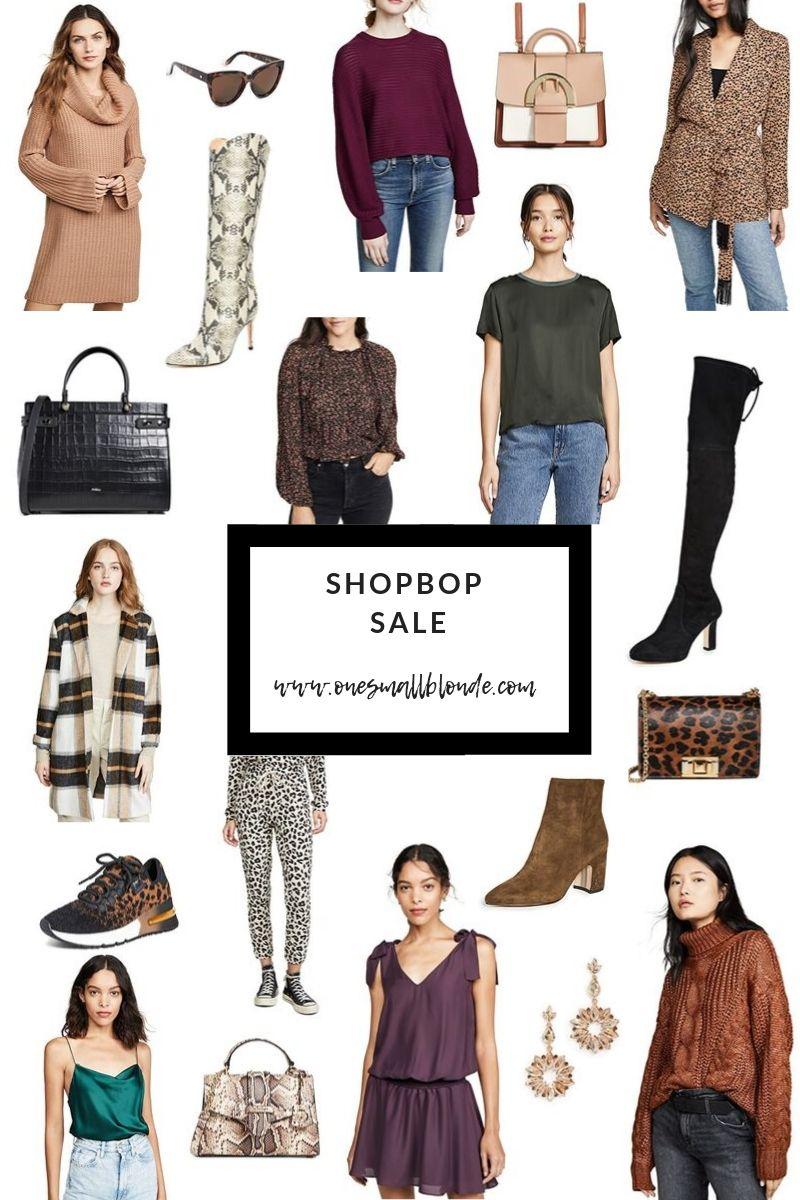 shopbop sale fall 2019