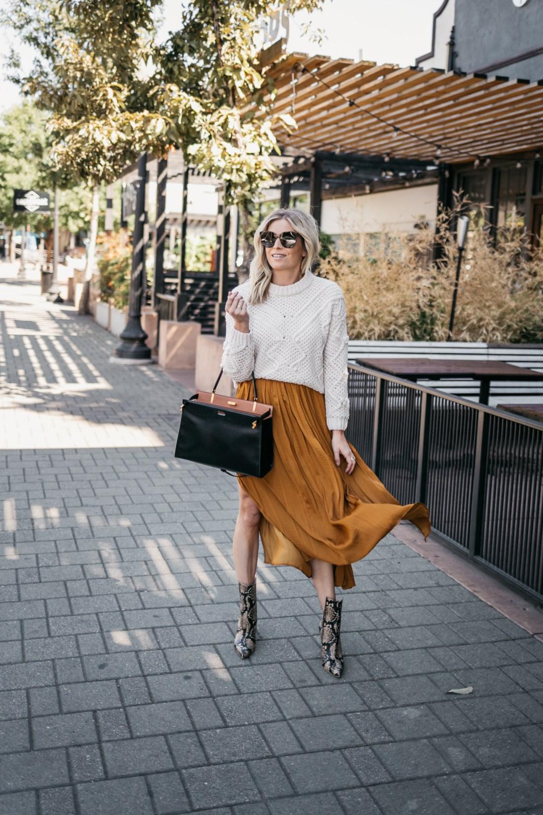 styling COPPER DRESS