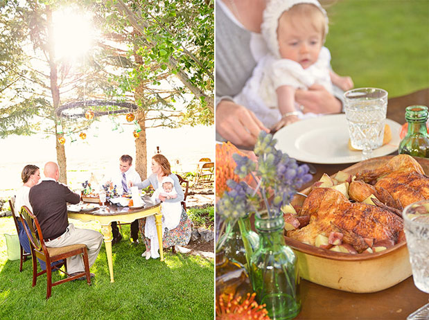 Fall Christening Party