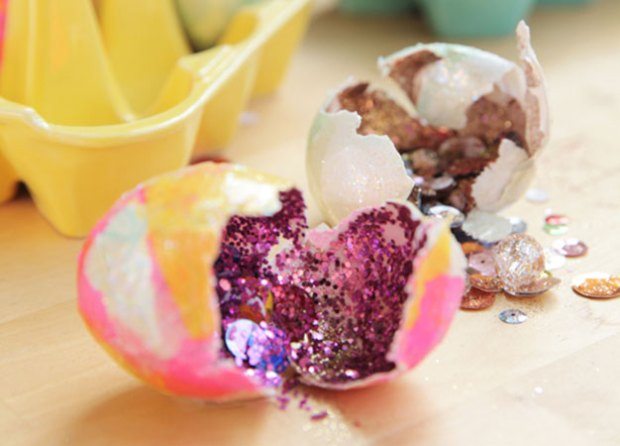 Easter Kids Activities 2015 | Cascarones from mom.me