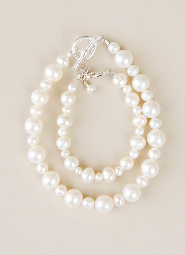 Mother-child-pearl-bracelet