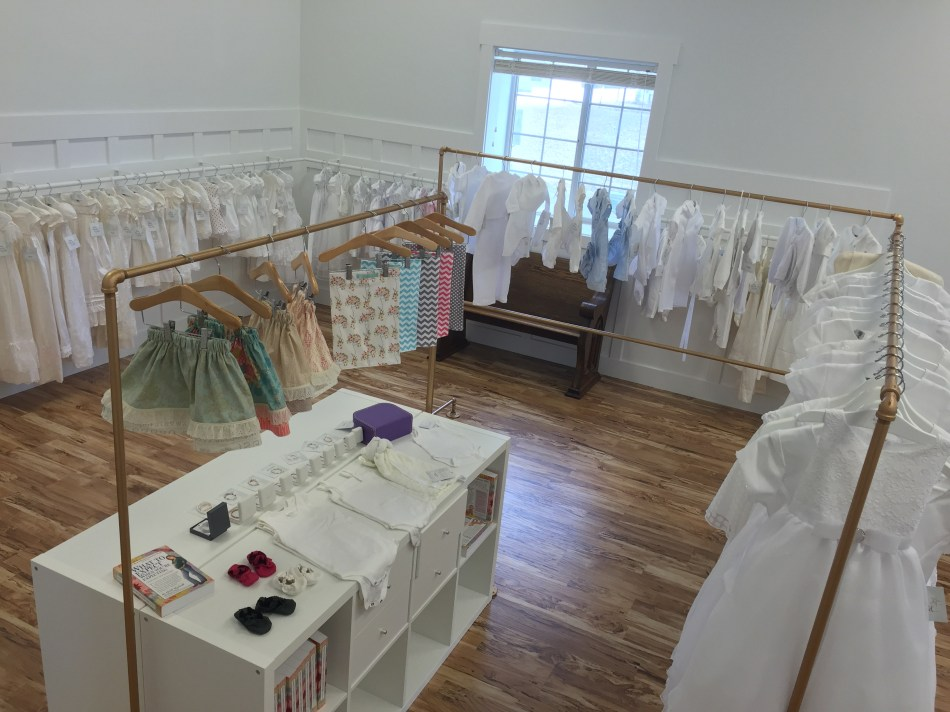 Visit One Small Child Christening Gown Show Room