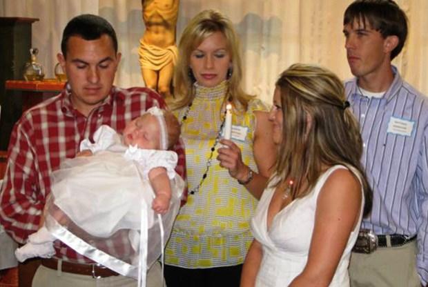 Clarice Baptism Dress
