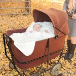 Alexa Rose Fall Christening 2013   One Small Child