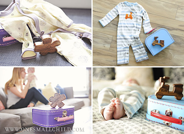New Baby Gifts - Finn and Emma Gift Sets