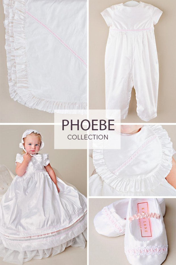 Phoebe Christening Collection
