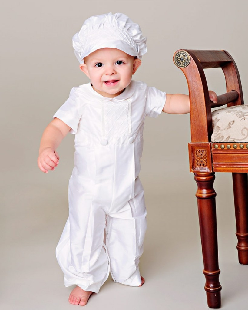 Anthony Christening Outfit
