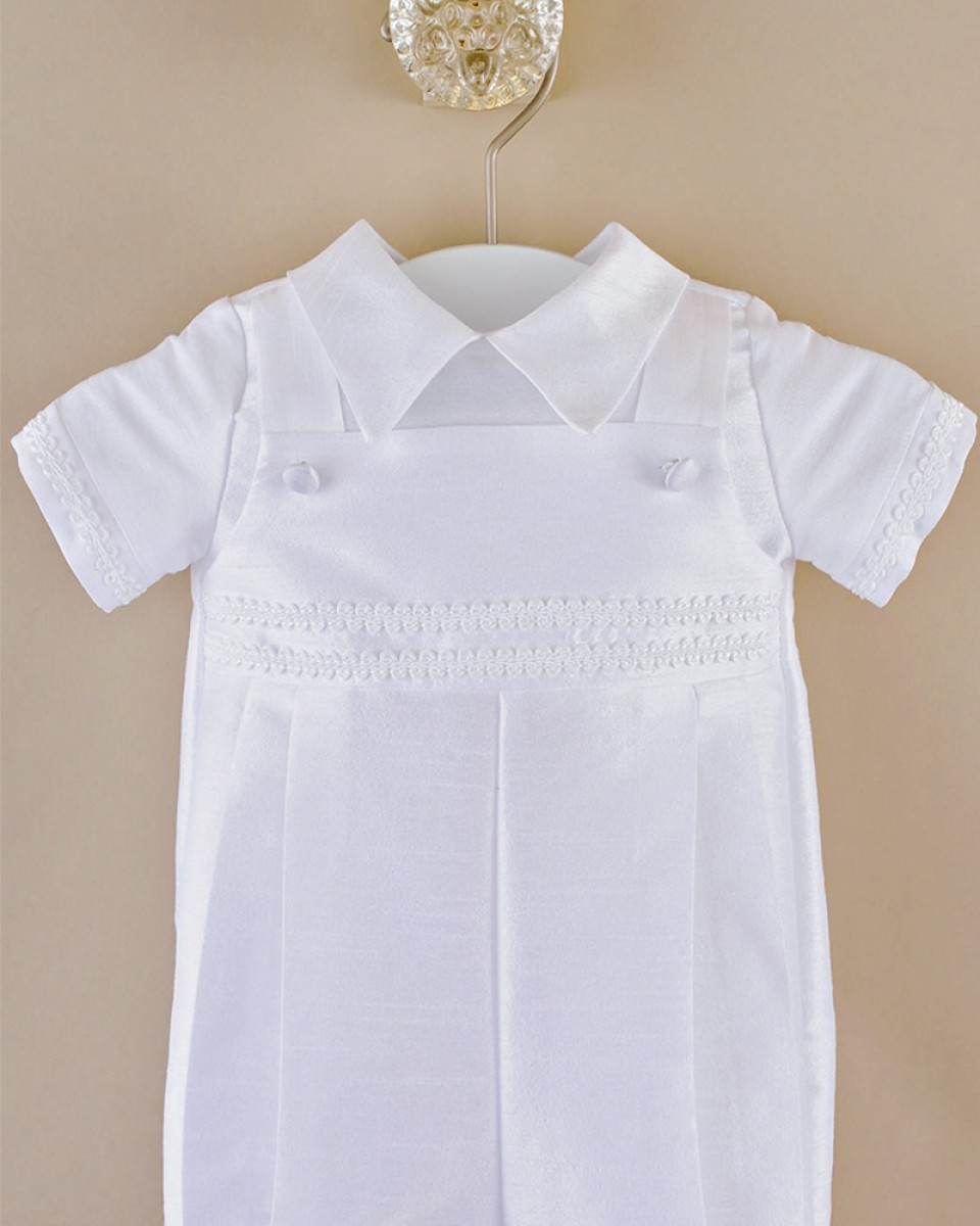 James Christening Outfit One Small Child