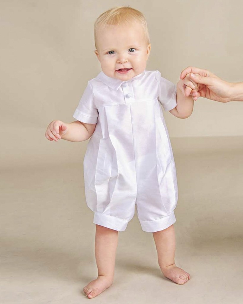 Owen Christening Outfit