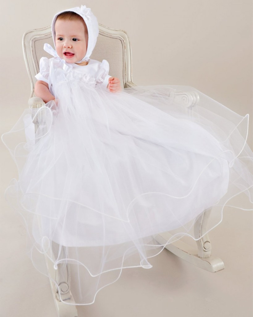 Shanna Christening Gown